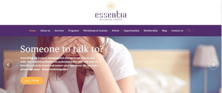 Essentia Wellbeing Center