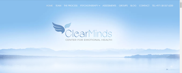 Best Psychology Counselling & Therapy Dubai | ClearMinds Center
