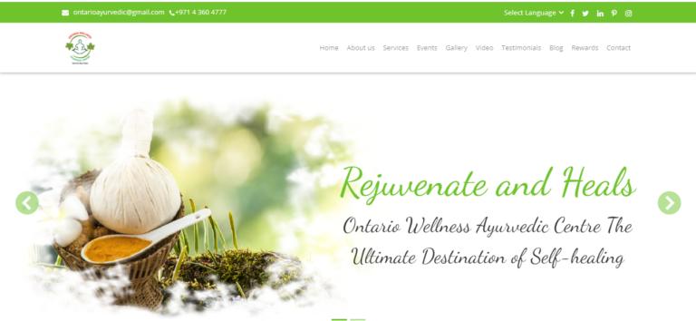 Ontario Wellness Ayurvedic Centre
