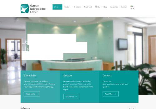 Your Neurologist, Psychiatrist & Counsellor in Dubai - GNC